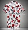 high quality printing hawaiian style design men shirts/man shirt,long sleeve fashion shirts china manufacturer