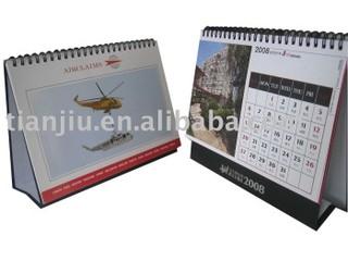 2014 custom-made desk calendar