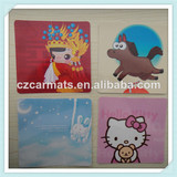 Creative PVC Removable Switch Stickers 8.6*8.6CM Wall Paper Sticker