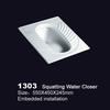 1303 ceramic squat toilet