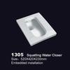 1305 ceramic squat toilet