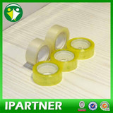 Acrylic adhesive sealing stationery tape 35mic