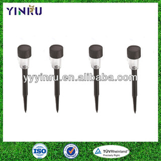 ZHEJIANG YUYAO-plastic black stake solar light,solar lighting