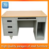 Knocked-down steel Office computer desk Table