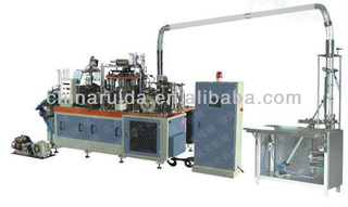 High Speed Paper Cup Forming/Production Line