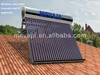 Evacuated Tube Unpressurized Solar Hot Water Heater