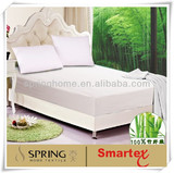 bamboo waterproof mattress protector/encasement/cover/pad