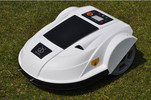 3rd generation, robot lawn mower, CE RoHS approved, touch sensor, lithium battery, pressure sensor, mini lawn mower price