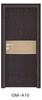 Goldmoon New Qualitied PVC Wooden Door(GM-A10)