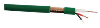 Coaxial Cable KX6 WITH 2 POWER CABLE