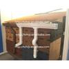 PVC gutter for buildings,resin gutter for residential houses