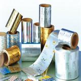 Metalised PET film for Medicine packaging