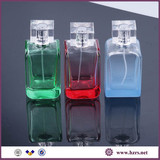100ml colored bottle fashion glass bottle with surlyn cap