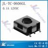 Miniature Tact Switch 4 pin JL-TC-0606GL