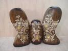 Antique Style stoneware and ceramic style of vase