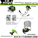 Hand hold Grass brush mower ST415A with 1E40F 5 42.7cc 43cc