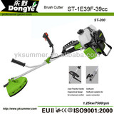 Hand hold Grass Brushcutter ST-200 with 1E39F 39cc