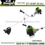 Hand hold 2 Strokes Brush Grass cutter ST-305A with 1E36F 30.5cc lawn mower