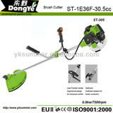 Hand hold 2 Strokes Brush Grass cutter ST-305 with 1E36F 30.5cc lawn mower