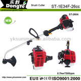 Hand hold Grass Brush cutter ST 260A with 1E34F 26cc