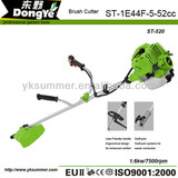 Hand hold Grass Brush cutter ST520 with 1E44F5 52cc