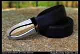 Formal western mens soft leather belts brown
