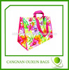 eco friendly promotional pp woven tote bag, high quality laminated pp woven shopping bag, promotion pp woven shopping bag