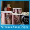 popcorn cups&chicken bucket
