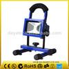 10w rechargeable led flood light low led flood light