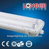IP65 18W/36W/58W ISO9002/CE/ROHS/GS/BSCI waterproof fluorescent light fixture