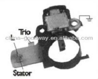 Mando Valeo Alternator Voltage Regulator Bobcat