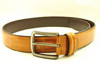 "1 1/2"" (38mm) brand man belt leather belt"