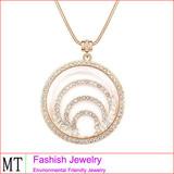 Fashion Gold Plating Wholesale Jewelry 2014 Crystal Jewelry