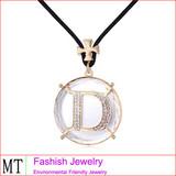 Fashion Jewelry 2014 Rhinestone Necklace