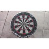 Competition Two Side Printing Flocked Dartboard