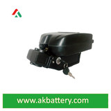 24V 10Ah Little Frog style E-bicycle battery E-bike Lithium Ion Battery Pack