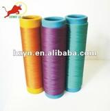 510d polyester yarn dope dyed yarn
