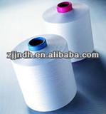 100% Polyester yarn FDY yarn raw white polyester yarn fdy and dty