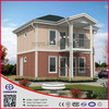 Professional manufacturer of Two floors Villas with 112 SQM