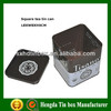 High quality coffee tea tin can metal tin can