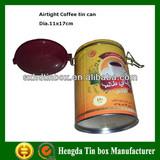 tea tin packaging