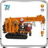 New Foldable 3T Mini Crawler Crane / Mni Spider Crane