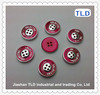 Jiashan TLD wholesale fashion chinese plastic buttons for shirts