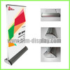 A3 Double Side Mini Desktop Roll up Banner Stand Pull up Stand Blmm1505