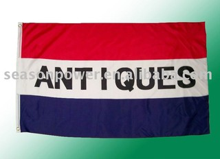 Antiques flags