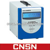 SVC LCD 220V fully automatic ac voltage regulator 3KVA