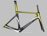 2014 Durable full carbon frame road bike internal cable frame,carbon road bike 700c frame