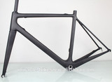 Hotest T800 Full Carbon Bicycle Only 950g Cycle Frame,Di2 Compatible Road Cycling Frame