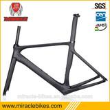 China 2014 carbon road bike racing frame,BB86 bicycle bike carbon frame