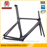 2014 Cheap price Di2 road bicycle carbon frame,700c carbon road bicycle frames